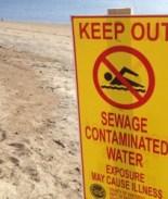 Playas contaminadas generan frustración en residentes de Imperial Beach