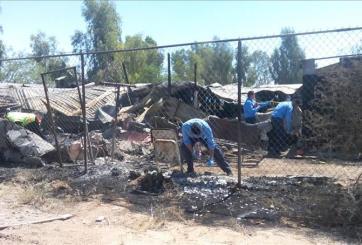 Incendio que mató a 17 ancianos en Mexicali pudo ser provocado