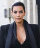 Kim Kardashian publica la primer foto de Saint West