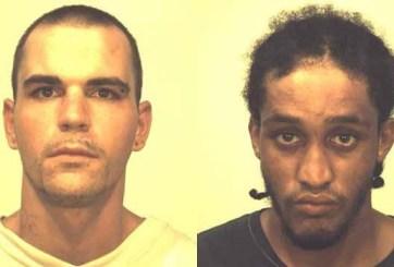 Tres ladrones son capturados en Palm Bay