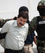 """El poderoso grupo que va a la caza de Joaquín """"El Chapo"""" Guzmán Loera"""