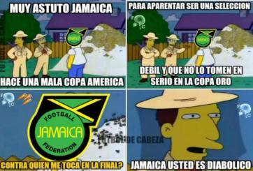 Memes se burlan de la derrota de Estados Unidos ante Jamaica