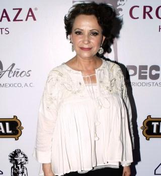 Adriana Barraza padece de cáncer de mama