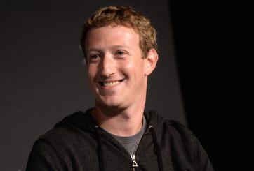 Reparto de 'herencia' de Zuckerberg en Facebook es falso