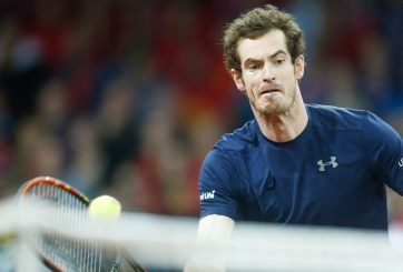 Andy Murray corona a Gran Bretaña en la Copa Davis