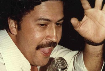 Encontraron 18 millones de dólares en escondite de Pablo Escobar