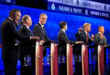 Quedan fuera del debate republicano 7 precandidatos