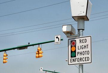 Camaras en semaforos