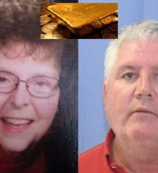Hallan muertos a madre e hijo que encontraron lingote de oro en Montana