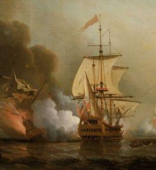 Hallan en Colombia barco hundido en 1708 con gran tesoro