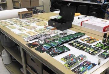 Arrestan dueño y socio de gasolinera de Cocoa por vender marihuana sintética