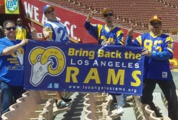 ¿Qué equipos de la NFL desean mudarse a Los Ángeles?