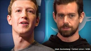 Fundadores de Facebook y Twitter amenazados por seguidores de ISIS