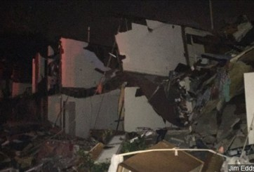 Mueren tres por tornados en el sureste de EEUU