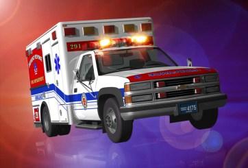 Accidente de tránsito deja a seis personas hospitalizadas