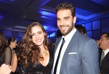 Ariadne Díaz no se casará hasta que nazca Diego
