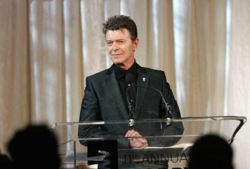 Muerte impidió a David Bowie conocer a su nieto
