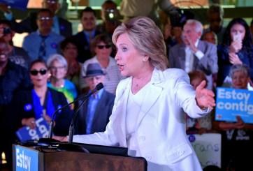 Importante diario en Iowa cuestiona victoria de Hillary Clinton