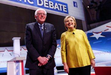 VIDEO: Cinco momentos clave del debate demócrata