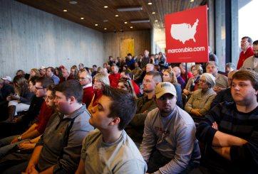 Voto latino superó las expectativas en Iowa