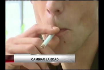 Proponen proyecto de ley para cambiar la edad de consumo de cigarrillo en California