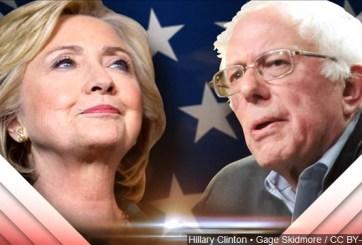 Domingo de debate demócrata, Clinton y Sanders cara a cara en Michigan