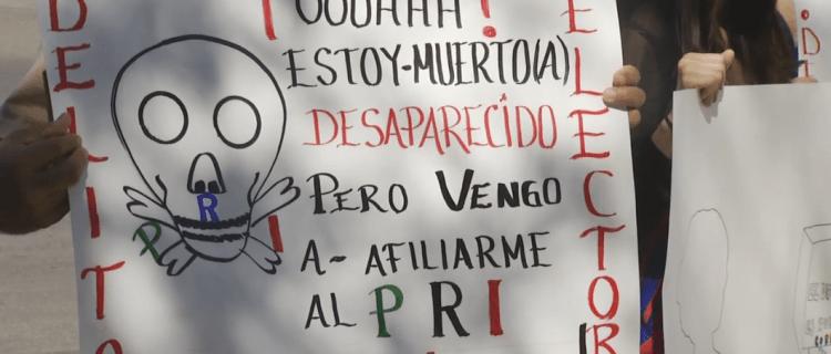 Fraude electoral en Chihuahua