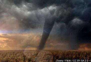Norte de Texas con mayor riesgo de tornados