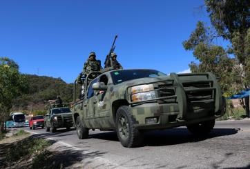 Confirman asesinato de dos militares en el puerto mexicano de Acapulco