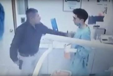 VIDEO: Se hace pasar por paciente y asalta a dentista en México