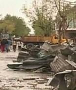 Más de 10 mil desplazados por lluvias en Uruguay