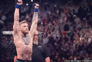 Confirma Conor McGregor pelea contra Mayweather