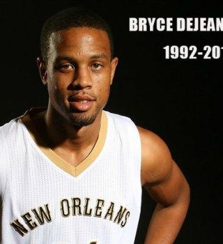 Asesinan a basquetbolista Bryce Dejean-Jones