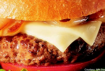 Detectan ADN humano y de rata en hamburguesas