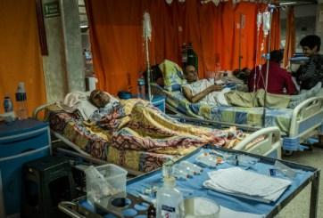 FOTOS: Terribles carencias y falta de higiene en hospitales de Venezuela