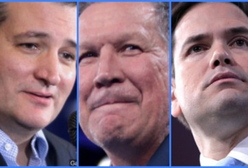 Salieron de la carrera, pero rivales de Trump no sueltan sus delegados