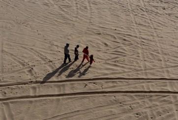 Mueren 11 inmigrantes en el desierto debido a altas temperaturas