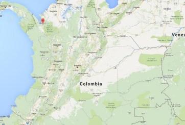 Dos sismos sacuden Colombia antes de Navidad