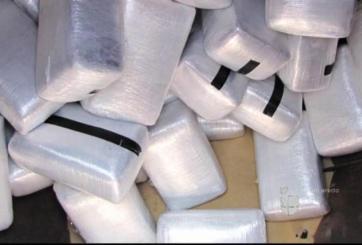 Más de $500 mil en drogas fueron incautados este fin de semana