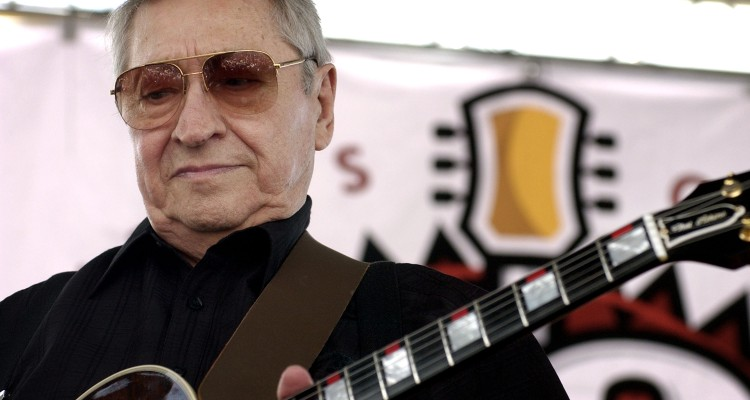 Muere a los 84 años Scott Moore, el primer guitarrista de Elvis Presley