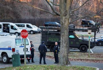 Detienen a hombre armado que tomó cuatro rehenes en Burger King de Baltimore