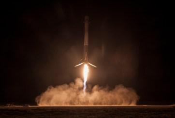 VIDEO: SpaceX logra aterrizar su quinto cohete