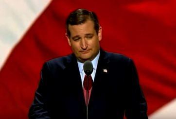 Ted Cruz no apoyó a Trump y sale abucheado en la convención republicana