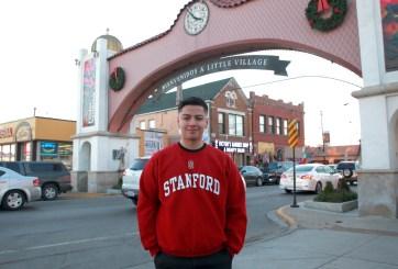Un joven latino responde a quien le dijo que no merecía ir a Stanford
