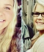 Papá de jóvenes asesinadas por su madre da consejos en el funeral