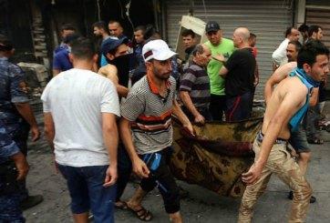 Ataque suicida deja más de 125 muertos en Bagdad