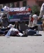Video: ISIS mata a más de 80 que se manifestaban pacíficamente en Afganistán