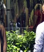 Paulina Goto y Horacio Pancheri, de Univision, en un romance muy tormentoso