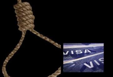 Se suicidó porque le negaron la visa para viajar a los Estados Unidos