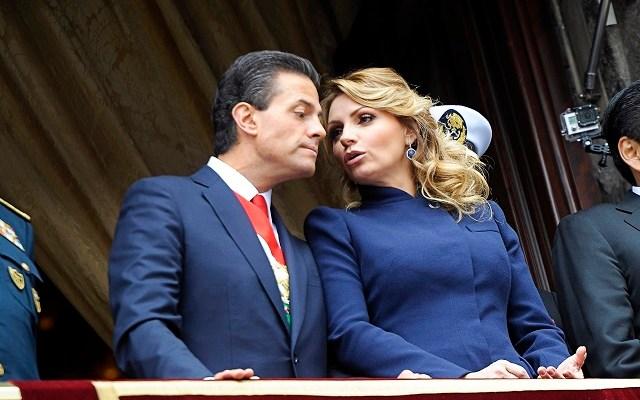 Angélica Rivera, ex primera dama de México, confirma divorcio de EPN